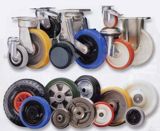 Rodamientos y suministros industriales rodauni n - Ruedas para mobiliario ...